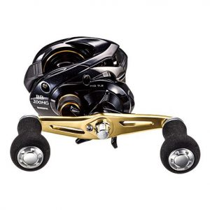 シマノ「16グラップラーBB」高剛性と軽量化を実現しつつ、1万円程度のお買い得なライトジギング用ベイトリール