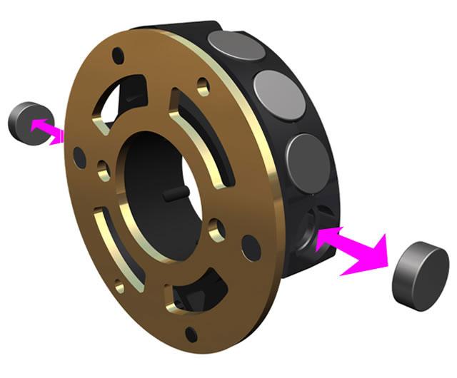 「16アルデバランBFS」のブレーキ調整方法2