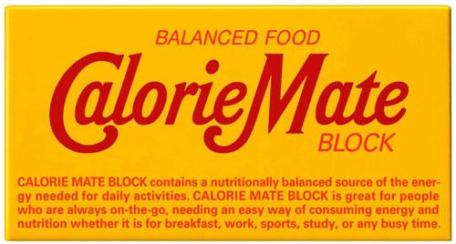 大塚製薬 カロリーメイト ブロック チョコレート味