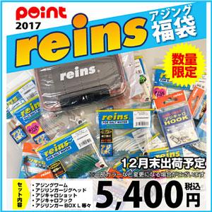 レインズ(reins)2017年アジング福袋