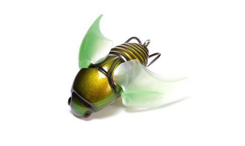 メガバス「ビートルXホバークロール」ハードルアーながら、超リアルでワームのようにシェイクやポーズで使える、まさに「虫」なルアー!