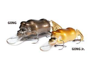 メガバス「ゴング/ゴングJr.」ついに単体での発売が決定。かわいい一口サイズの「ゴングJr.」も登場!