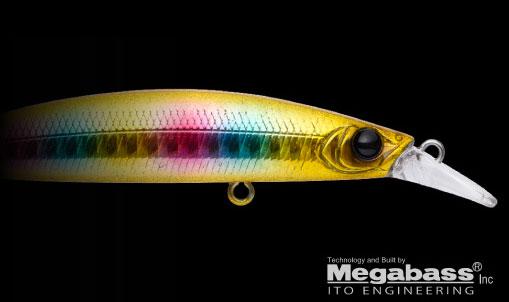 「ドーバー82S」コンパクトながら多彩なアクションと高飛距離で、幅広い釣りが可能なスタンダードミノー!