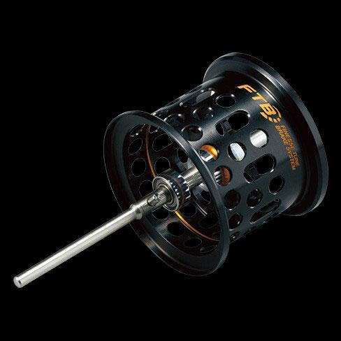 17カルカッタコンクエストBFSは、遠心ブレーキ(SVS)のフィーリングに近いFTBを採用!