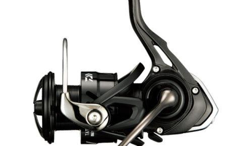 「18タトゥーラ スピニングモデル」ダイワのLTコンセプトを採用し、バス釣りに特化した高スペックスピニングリール!