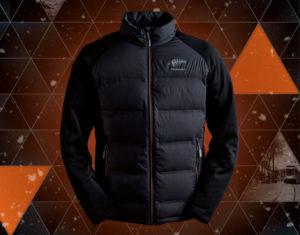 フリーノット フォーオン「ボディグリッドダウンジャケット・パンツ」は快適素材を最適配置!ダウンで更に温かく、動きやすい快適防寒着!