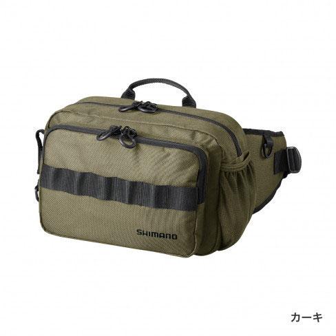 シマノ ヒップバッグ BW-021T